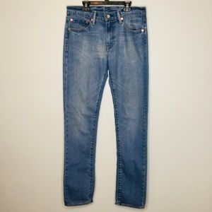Levi's 511 Stone Washed Jeans